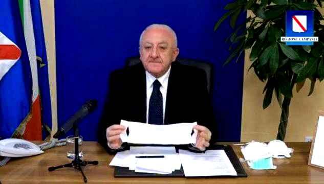 A Napoli perquisizioni e indagini sui Covid hospital