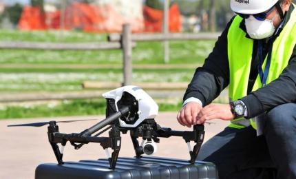 Enac: in Italia 8 mila operatori specializzati di droni nel 2019