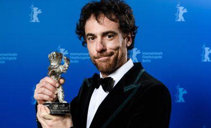 Elio Germano: l'Orso d'argento sembra scultura fatta da Ligabue