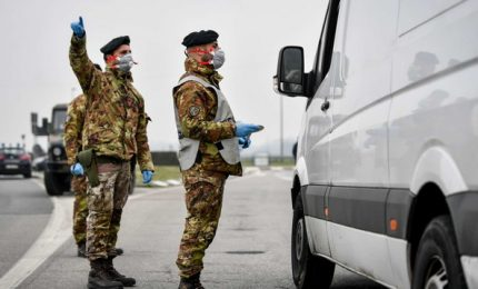 Arrivano i soldati in strada: prime pattuglie in Sicilia, Campania e Lombardia