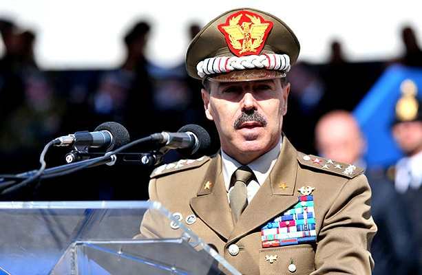 Esercito, Capo di Stato maggiore positivo al COVID-19