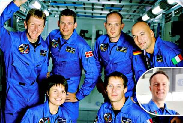 #SpaceConnectsUs, astronauti Esa offrono supporto per isolamento