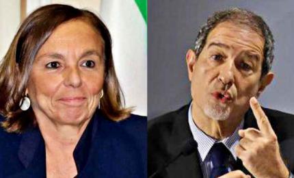"""Musumeci a Lamorgese: """"Caro ministro nessuna vigilanza nello Stretto. Si sta assumento grave responsabilità"""""""