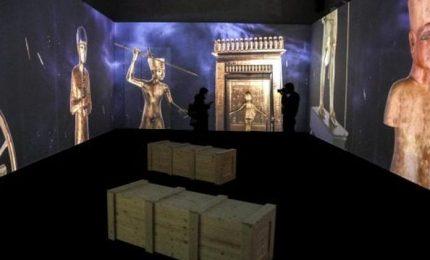 La vita ultraterrena nell'antico Egitto: una mostra immersiva