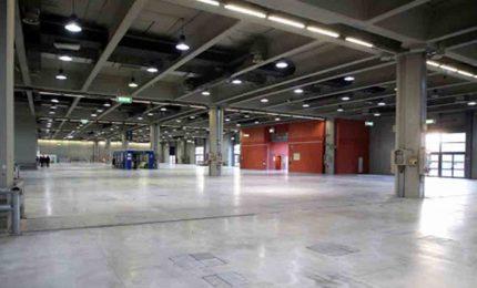 Lombardia, al lavoro per l'ospedale alla Fiera di Milano