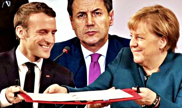 L'Europa fantasma, scontro fra due visioni del futuro: eurobond contro Mes