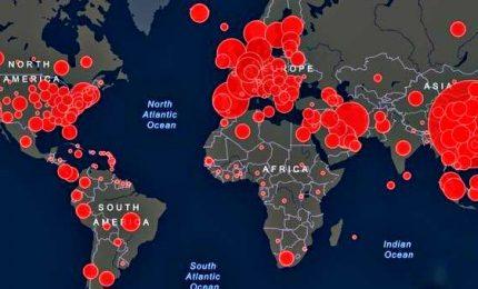 Galoppa nel mondo il coronavirus, circa 6mila morti. Spagna, 100 vittime in 24 ore