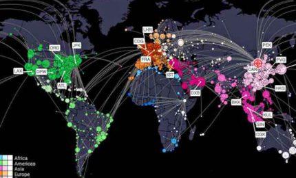 Coronavirus nel mondo, oltre 9mila morti. In Europa, la maggioranza dei decessi