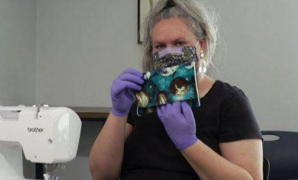 Coronavirus, costumisti di Hollywood in campo per le mascherine