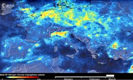 Coronavirus: meno traffico, in Italia cala l'inquinamento