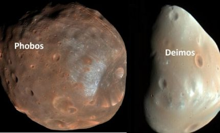 Jaxa avanti con missione su luna marziana Phobos 2024