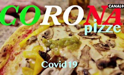 """Rivolta italiana sui social dopo video di Canal+ """"Pizza Corona"""""""