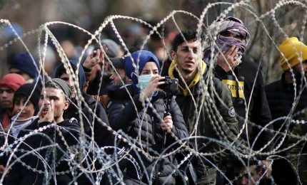 Coronavirus, allarme da Europarlamento per profughi in Grecia