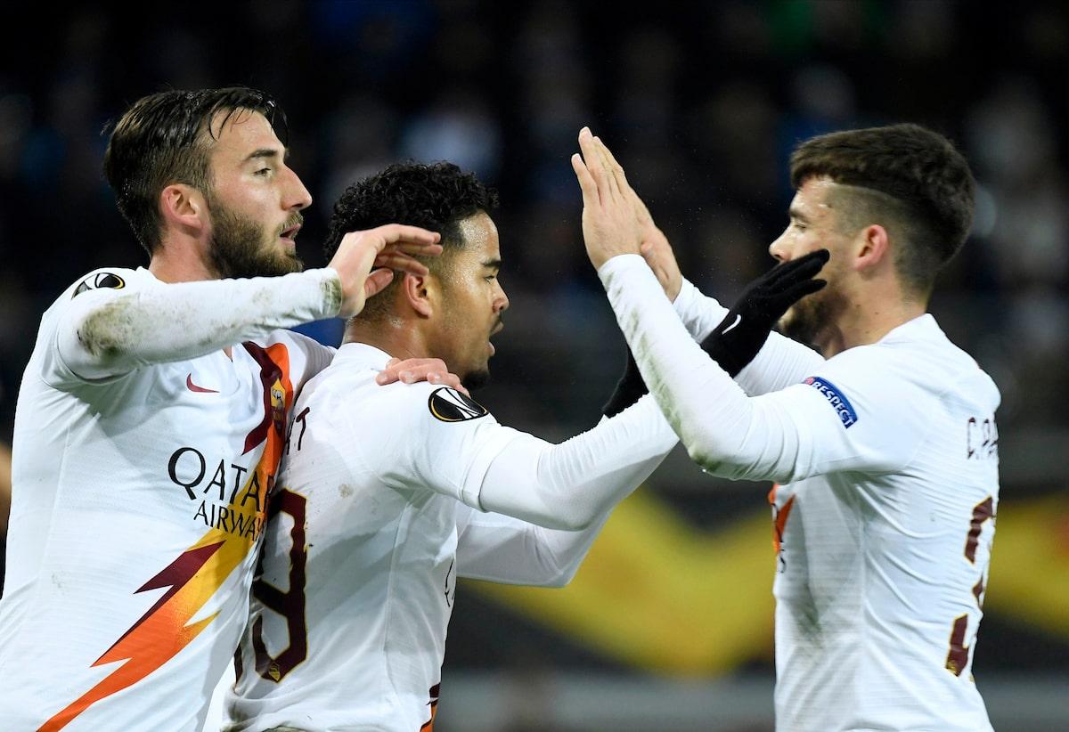 Cagliari-Roma 3-4, vive le ambizioni Champions