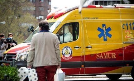 Coronavirus, la Spagna si avvia ad essere il Paese più colpito d'Europa