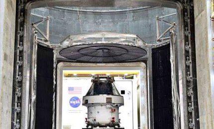 Completati i test della prima navetta Orion per la Luna