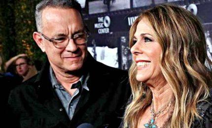 Coronavirus: Tom Hanks dimesso dall'ospedale, sua moglie no