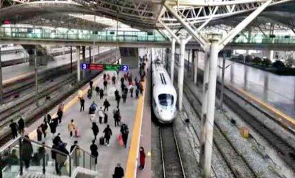 La lenta ripresa a Wuhan, città deserta epicentro del coronavirus