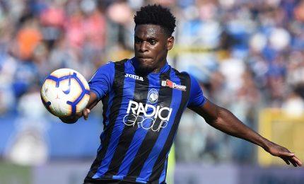 Atalanta rullo compressore, vince 7-2 a Lecce