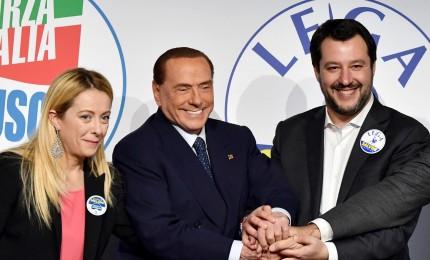 Berlusconi sponsorizza Mes. Meloni-Salvini contro: tu come Prodi