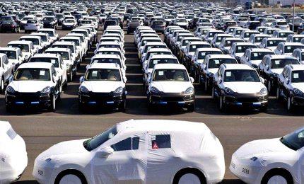 Crollo record per il mercato Ue delle auto ad aprile -76,3%