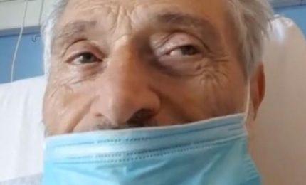 """Amedeo Minghi in ospedale: """"Ma non per il coronavirus"""""""
