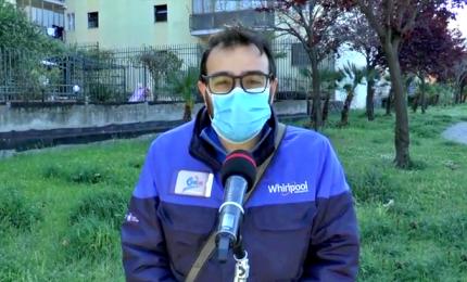 Coronavirus, la Whirlpool di Napoli sospende la riapertura