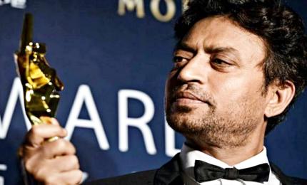 """Addio Irrfan Khan, star di Bollywood e attore di """"Vita di Pi"""""""