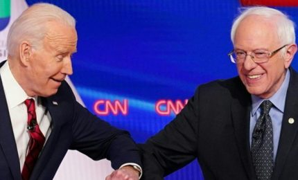 Presidenziali Usa, la strada di Biden tracciata da Sanders