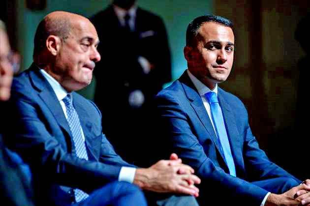 Pd punta a 'maggioranza larga' per Draghi che tenga dentro i Cinquestelle