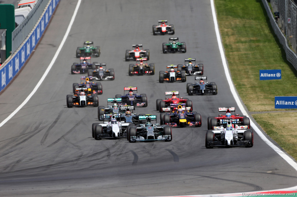 F1 - Red Bull, Marko: