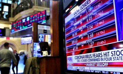 Coronavirus, crolla il Pil globale 2020. Italia -9,1% ma rimbalzerà nel 2021