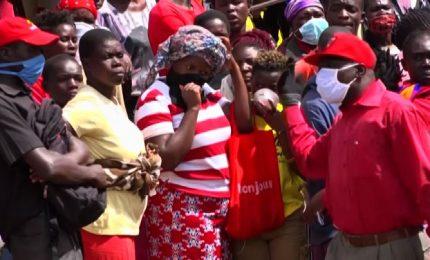 Nel più grande slum del Kenya si teme più la fame del coronavirus
