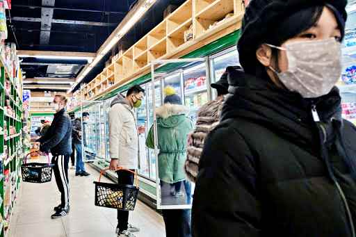 Gigante economico cinese traballa, per prima volta è contrazione