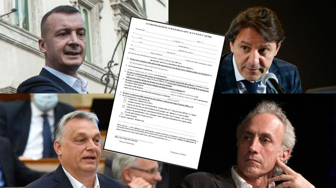 L'Ue preferisce Orban all'Italia, i disastri Inps, Travaglio diventa pompiere. Il Superpodio!