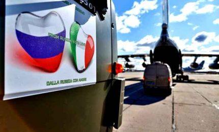 Speciale militari russi in Italia, perché sono qui e cosa fanno