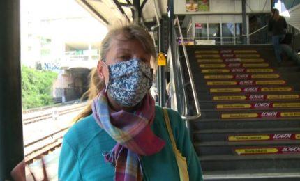 Obbligo di mascherine in tutta la Germania, multe fino a 150 euro