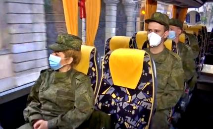 Medici militari russi a Bergamo, cosa dice chi lavora con loro