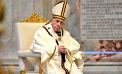 Il Papa striglia l'Europa: no egoismi ma prova di solidarietà