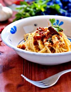 Semplice e veloce, spaghetti alla carrettiera