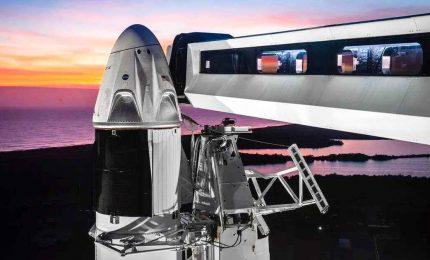 Prima missione spaziale Usa con equipaggio in 10 anni