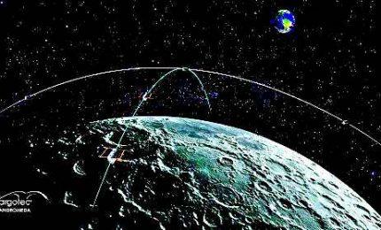 """L'italiana Argotec sulla Luna con """"Andromeda"""""""