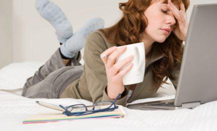Coronavirus e sonno, importante ridurre stress
