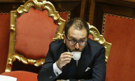 Alfonso Bonafede, volo di Stato d'oro per andare da Napoli a Roma