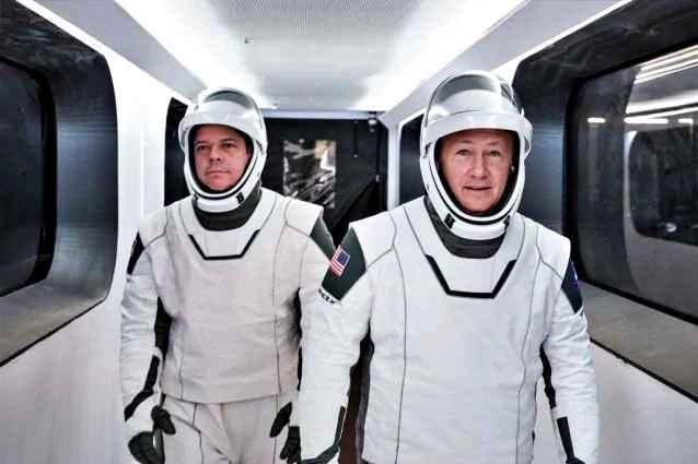 Missione SpaceX: l'uomo torna sullo spazio 9 anni dopo lo Shuttle