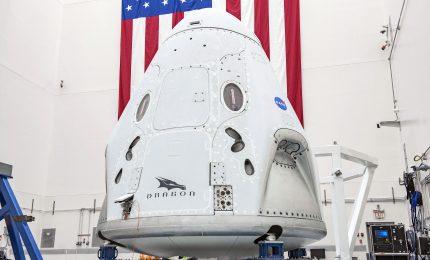 Il 27 maggio Usa (con Elon Musk) riconquisteranno lo Spazio