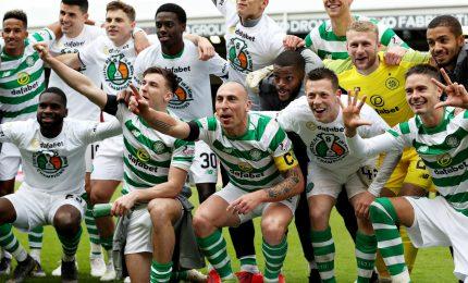 La Scozia dice stop al campionato, Celtic campione