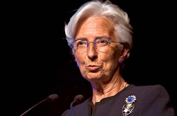 Bce, Lagarde vede diradarsi nubi economia e ribadisce flessibilità Pepp