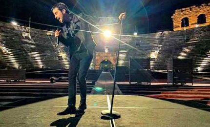 Diodato per l'Italia a Europe Shine a Light-Accendiamo la Musica