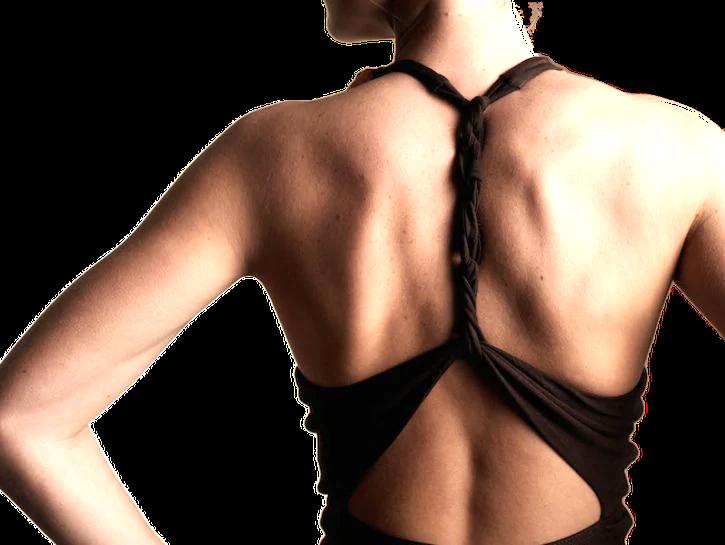 Cinque consigli salva-schiena, anche con le palline da tennis